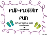 Flip Flop Calendar Cards
