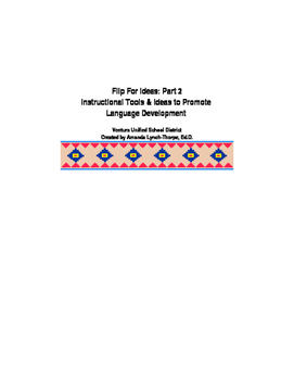 Flip For Ideas: Part 2 Instructional Tools & Ideas to Prom
