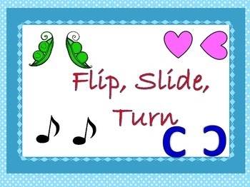 Flip, Slide and Turn