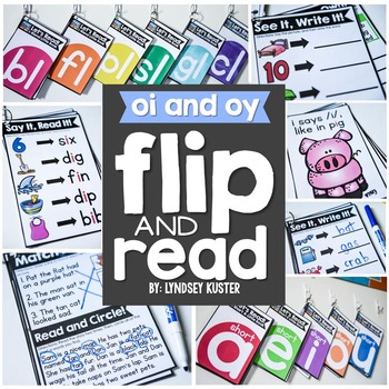 Flip and Read! {Oi and Oy}