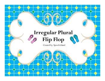 Flip or Flop - Irregular Past Tense