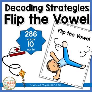 "Flip the Vowel aka Bossy ""e"""