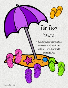 Flip Flop Addition Facts