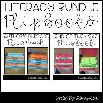 Flipbook Complete Bundle (Literacy)