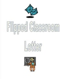 Flipped Classroom Letter