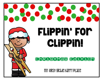Flippin' for Clippin! Center - Christmas Edition
