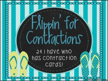 Flippin' for Contractions