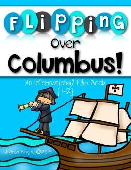Flipping Over Christopher Columbus!  {An Informational Fli