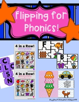 Flipping for Phonics!