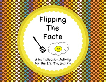 Flipping the Facts: A Multiplication Center Activity