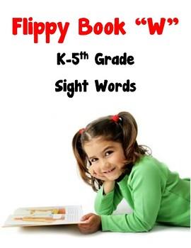 Flippy Book W