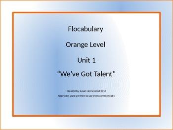 Flocabulary Grade 4 Orange Level Unit 1 ~ Power Point ~