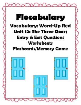 Flocabulary: Vocabulary - Word Up Red - Unit 12
