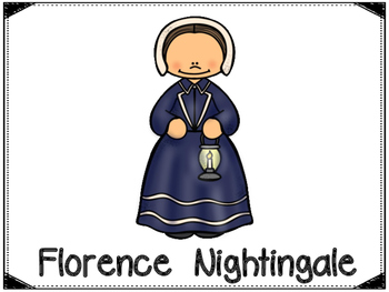 Florence Nightingale Graphic Organizers -Free