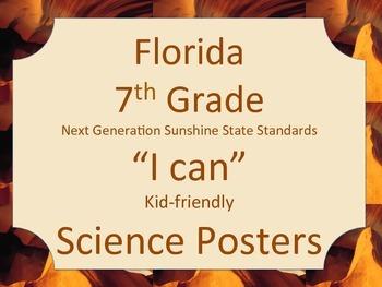Florida 7th Grade Science Next Generation Sunshine State S