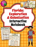 Florida Exploration & Colonization Interactive Notebook 4t