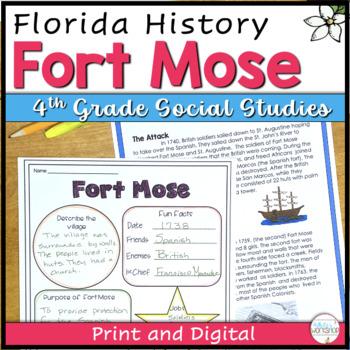 Florida History: Fort Mose