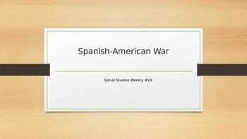 Florida History- Spanish- American War - Social Studies We