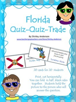Florida Quiz-Quiz-Trade