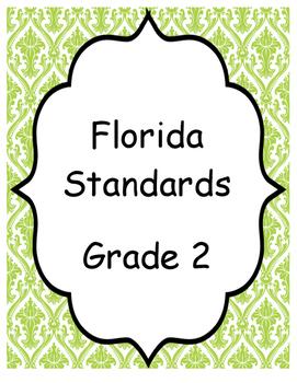 Florida Standards (Green)- Grade 2