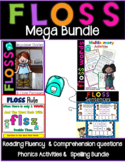 Floss Rule Mega Pack Decodable Stories and Huge Activity Pack