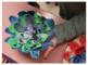 Flower Blooms; Radial Symmetry Paper Plate Flowers - Eleme