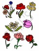 Flower Cliparts