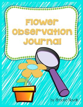 Flower Observation Journal