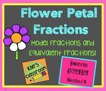 Flower Petal Fraction Modeling