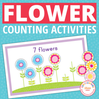Flower Counting Activity