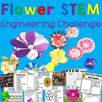 Paper Flower STEM