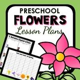 Flower Theme Preschool Classroom Lesson Plans