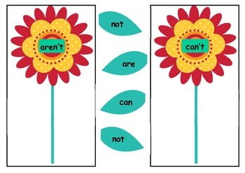 Flower contractions