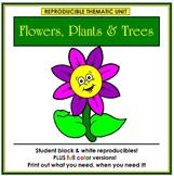 Flowers, Plants & Trees