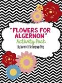 Flowers for Algernon Activity Pack