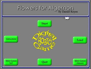 Flowers for Algernon Review Game Demo Version