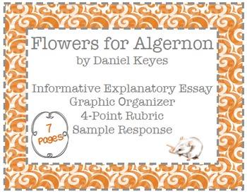 Flowers for Algernon: Informative Explanatory Essay Writing