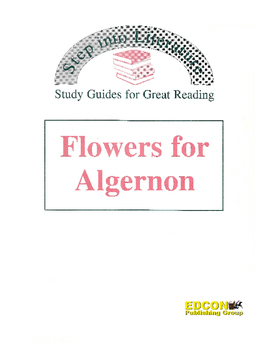 Flowers for Algernon Study Guide for Great Reading