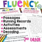 Reading Fluency 2nd Grade and 3rd Grade ~ Fluency Reading