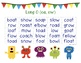 Fluency Charts Journeys Unit 4 First Grade