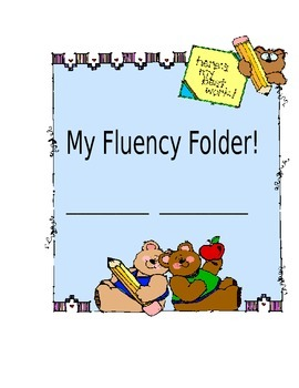 Fluency Cover Page