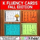Fall Fluency