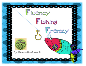 Fluency Fishing Frenzy