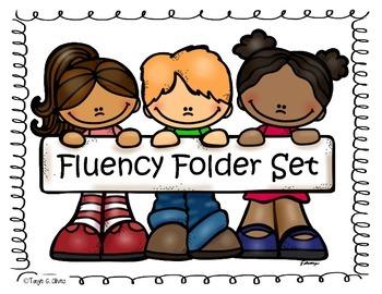 Fluency Folder Game Set