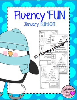 Fluency Fun January Edition