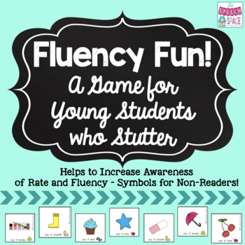 Fluency Fun - A Fluency Game for Young Stutterers