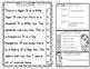 Fluency Passages: Kindergarten Edition Set 2 {Level A-D}