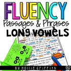 Fluency Passages & Phrases {Long Vowels, Vowel Teams, 2nd Grade Dolch Words}