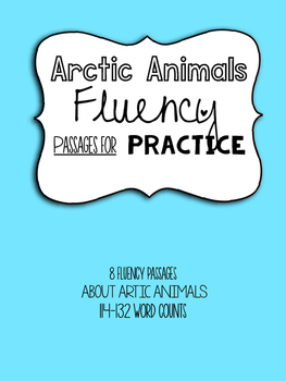 Winter Fluency Passages