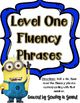 Fluency Phrase Roll & Read (All 6 Levels!)
